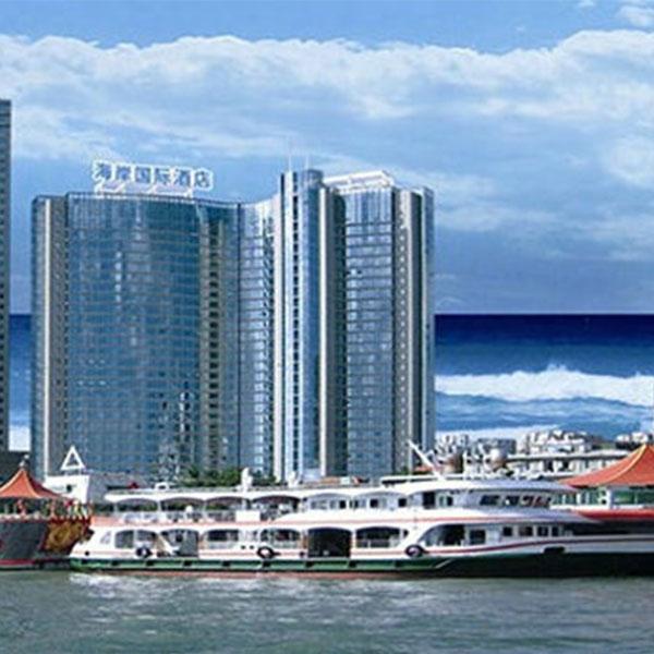 厦门国际海岸